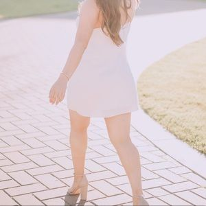 Aritzia Dresses - Aritzia Wilfred Free Vivienne Pink Tint Dress